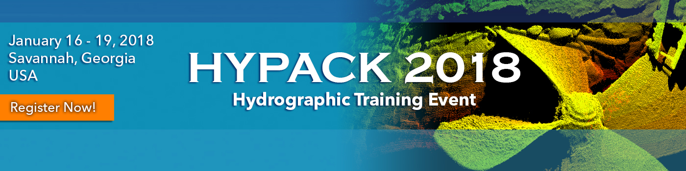 Annual HYPACK Training Event