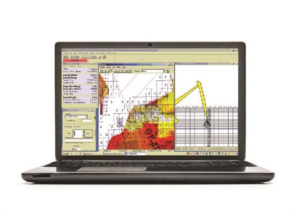 Dredge Software to Monitor Digging, Depth, Model Dredge Plan